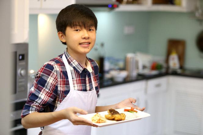 Ngành đầu bếp đang được rất nhiều bạn trẻ yêu thích.