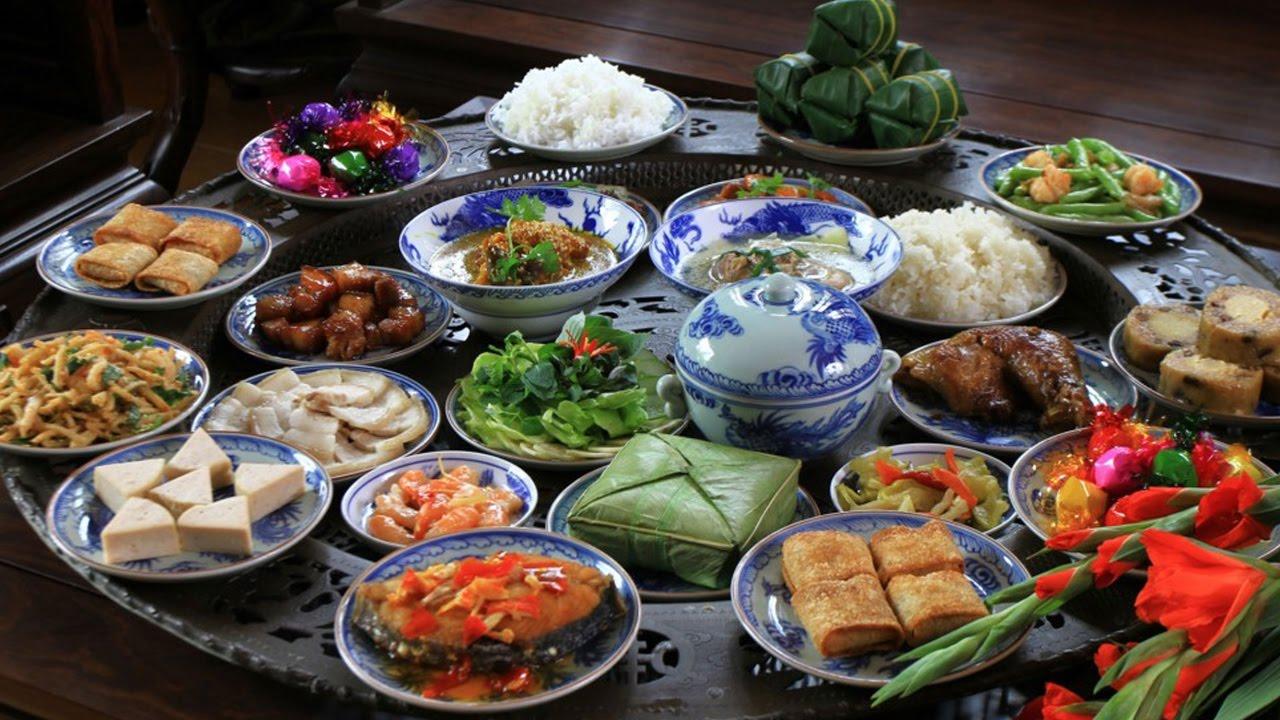 Ngày Tết cổ truyền của dân tộc Việt Nam mang đậm nét văn hóa dân tộc