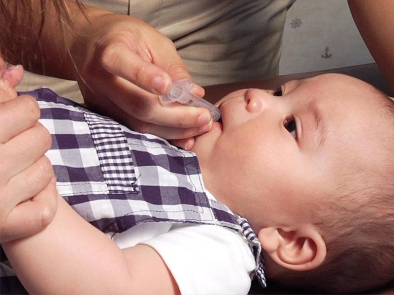 sốt ở trẻ sơ sinh